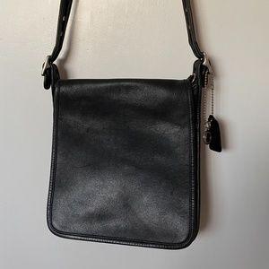 Vintage Coach Flap Bag
